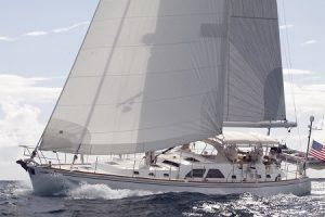 Archangel Hylas sailing monohull