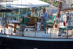 BONNIE LYNN captains Earl and Bonnie MacKenzie