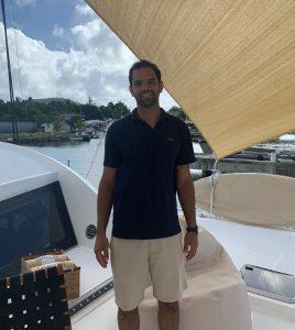 Catana Catamaran ORION 90, Charter Catamaran, Outdoor eating, Charter Yacht, Caribbean Charter Yacht, Windward Island