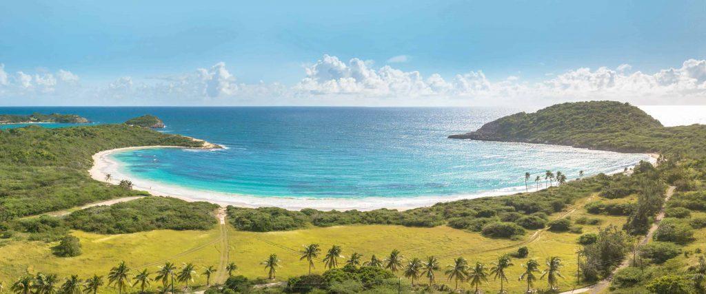 Half Moon Bay Beach, Half Moon Bay Resort, Half Moon Bay Antigua, Antigua, West Indies, Caribbean, Best Beaches of Caribbean