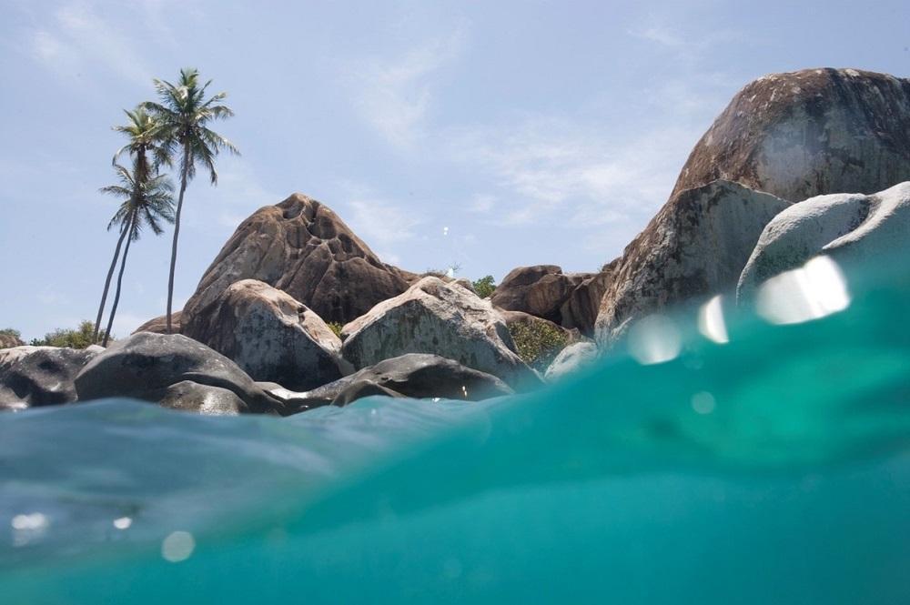 The Baths, Virgin Gorda, Nicholson Yachts, Best Beaches Caribbean 2020