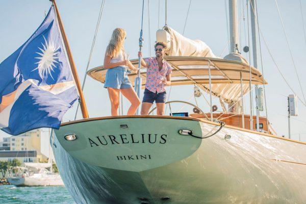 AURELIUS yacht charters
