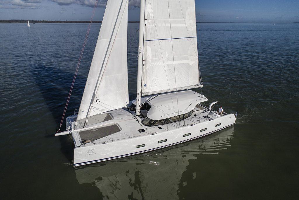 CYGNUS CYGNUS Ocean Explorer Catamaran