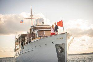 80' Trumpy motor yacht
