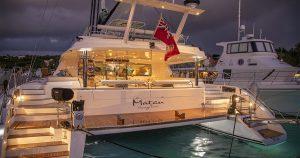 75' Catamaran MATAU