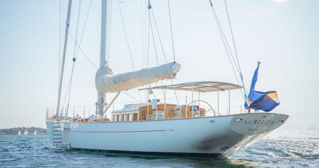 New England Yacht Charter AURELIUS