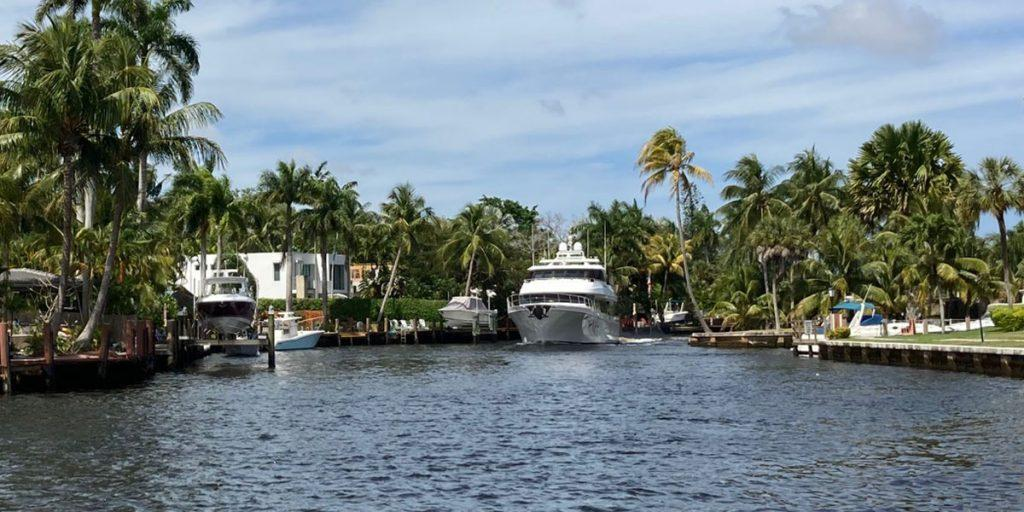 The ultimate Florida luxury vacation is a private yacht charter. Fort Lauderdale offers a choice of luxury yacht charters.