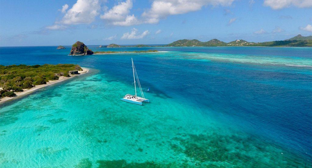 Charter Catamaran Skylark booking Caribbean yacht charters for 2021