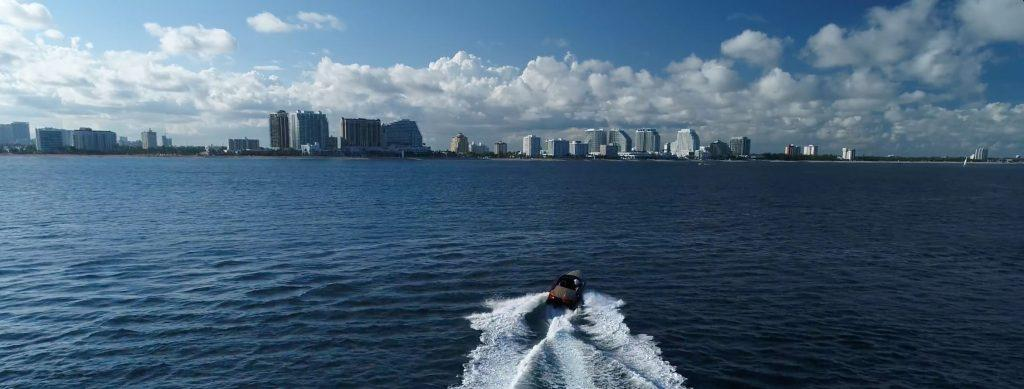 Fort Lauderdale is the Yachting Capital of the World. Home to many luxury yacht charter vessels.